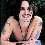 Johnny Depp's tatueringar