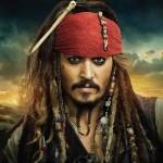 Johnny Depp som Jack Sparrow